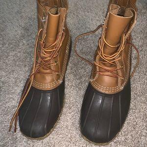 Bean boots 11